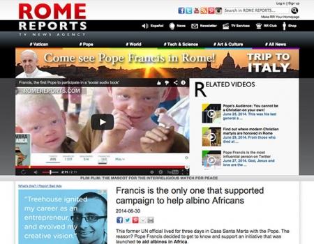 Rome Reports | 07-2014